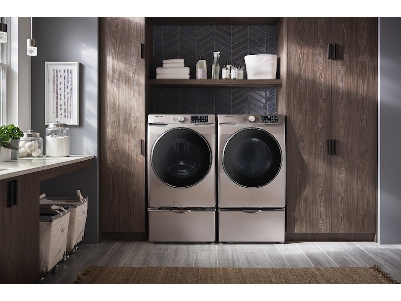 Samsung Smart washer and dryer combo
