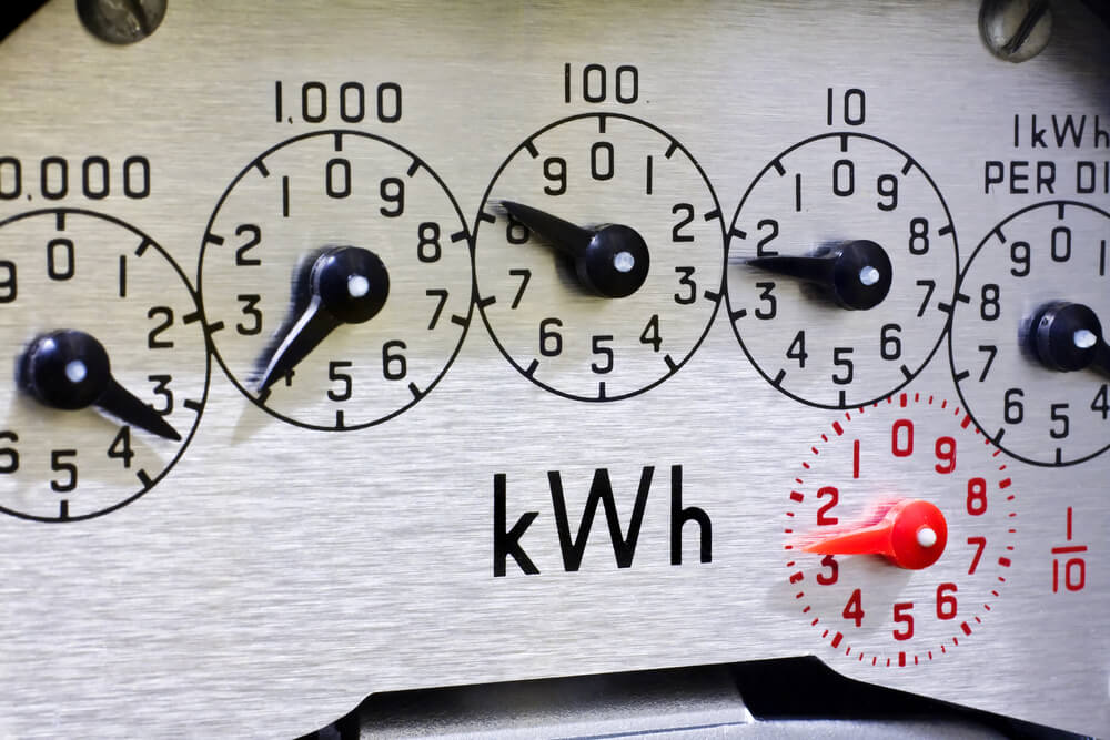 tiny house electricity rate