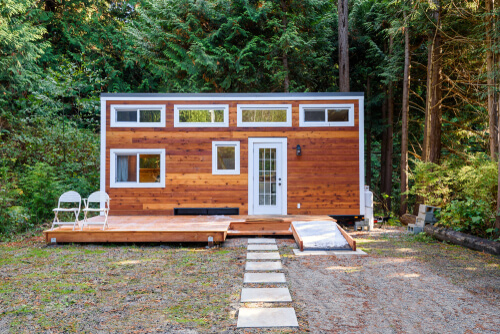 tiny house for lease