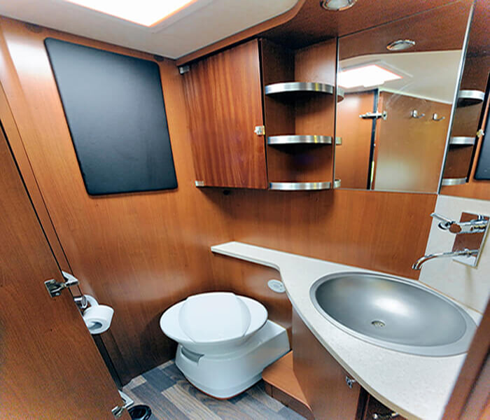 Tiny House Toilet