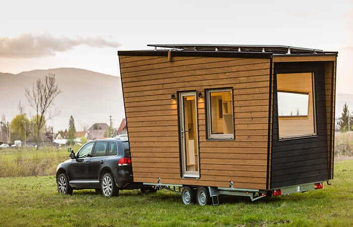 Traveling with a Tiny House