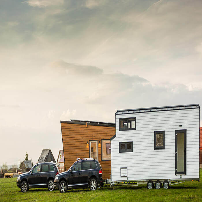 Traveling with a Tiny Home