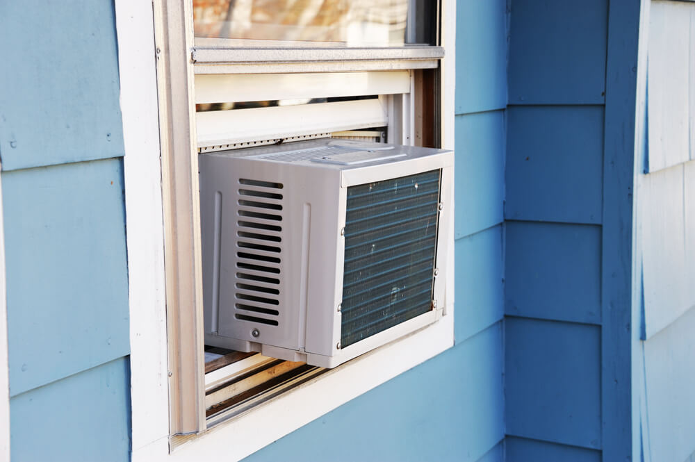 window unit systems for tiny houses