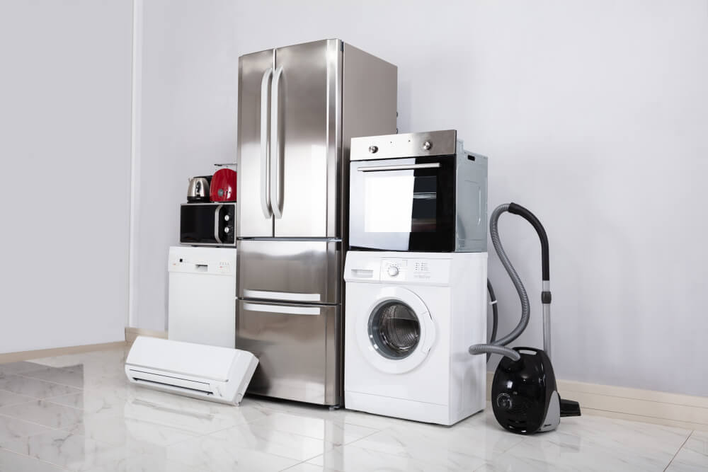 10 Home Appliances Your Tiny House Needs