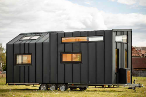 trailer size for tiny home