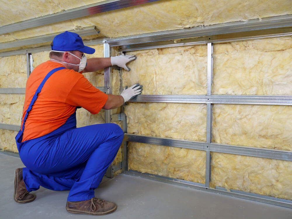 insulating a tiny house