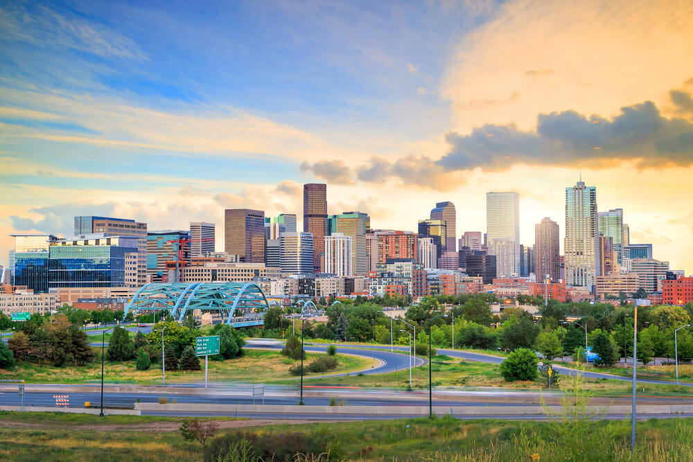 most tiny house-friendly states - denver, colorado